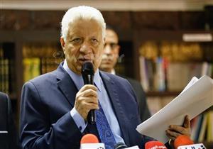 """مرتضى منصور يعلن انتهاء أزمة تشبيه """"الزمالك بالعراق"""""""