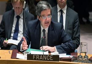 فرنسا متفائلة إزاء صدور قرار جديد من مجلس الأمن بشأن سوريا