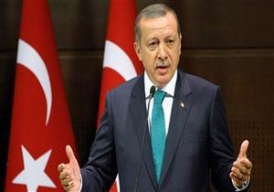 ميركل وأردوغان يبحثان المسألة السورية في اتصال هاتفي