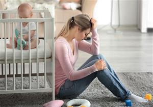 هل يؤثر اكتئاب الأم على ذكاء طفلها؟