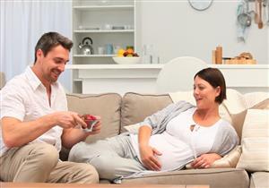هل يؤثر النظام الغذائي للأب على صحة الطفل عند الحمل؟