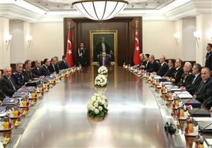 مجلس الأمن القومي في تركيا يوصي بتمديد حالة الطوارئ
