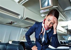 """الجانب المظلم من مهنة """"الطيران"""".. 9 أمراض خطيرة تتعرض لها المضيفات"""