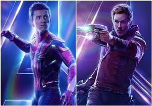 """صور.. توم هولند يكشف عن نجم Avengers """"صعب المراس"""""""