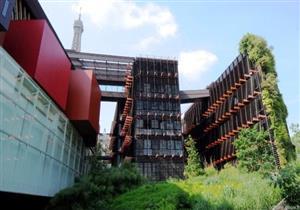 (الأشباح والجحيم في آسيا) فى متحف (كيه براتلى) بباريس