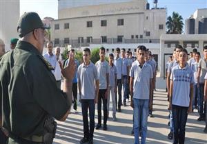 """التعليم: إضافة """"التربية العسكرية"""" لطلاب الإعدادية للاستفادة من التاريخ المصرى- فيديو"""