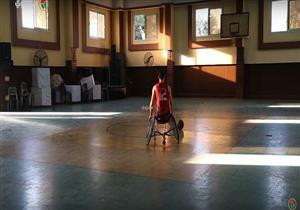 لعب على كراسٍ متحركة.. فريق يطير لأجل كرة السلة