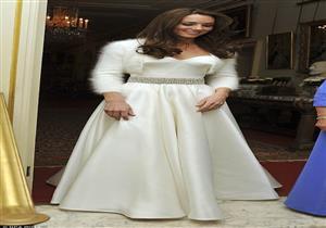 على نهج كاثرين.. ميجان ماركل سترتدي فستانين في عرسها