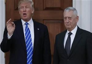 نيويورك تايمز تكشف كواليس الخلاف بين ترامب ووزير الدفاع قبل ضرب سوريا