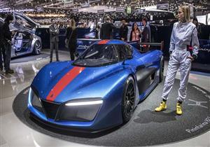 """شركة تصميم إيطالية تستعد لإطلاق سيارة رياضية كهربائية خارقة لمنافسة """"بوجاتي"""""""