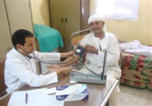 """بدء فعاليات قافلة """"مصطفى محمود"""" الطبية المجانية في الوادي الجديد"""