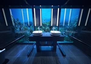 تعرف على تكلفة الليلة الواحدة في أول فندق تحت الماء في العالم