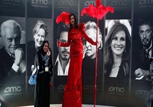 الأميرة ريما بنت بندر تشاهد العرض السينمائي الأول في السعودية