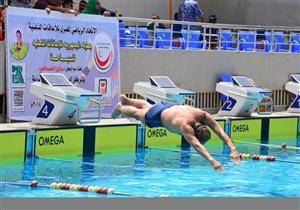 """""""مرسيليا"""" ترعى ذوي القدرات الخاصة في بطولة السباحة للإعاقات الذهنية"""
