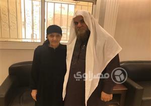 بالصور- برلماني يزور الحاجة سعدية في محبسها بالسعودية.. ويؤكد قرب الإفراج عنها