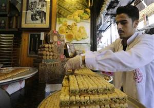 بعد زيادة الدقيق.. توقعات بارتفاع أسعار الحلويات 30% في رمضان