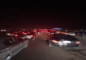 إغلاق طريق أسيوط - أبنوب لمساعدة سيارات الإطفاء على الوصول إلى مكان الانفجار