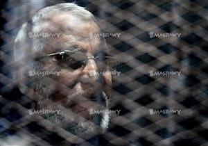 """اليوم.. محاكمة بديع و738 متهمًا في """"فض اعتصام رابعة"""""""
