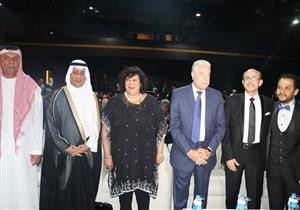 وزيرة الثقافة ومحافظ جنوب سيناء يفتتحان فعاليات مهرجان شرم الشيخ الدولى لمسرح الشباب