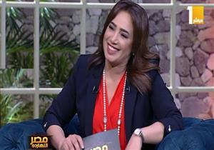 شيرين تتسبب في نوبة ضحك الإعلامية رشا نبيل وتضطر الخروج لفاصل