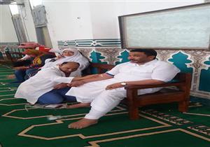 بالصور- حملة للتبرع بالدم في طور سيناء
