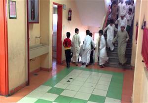 رائحة غريبة  تتسبب في إخلاء 730 طالبة من مدرسة إماراتية