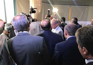 بالصور- رئيس الوزراء يصل الإسماعيلية