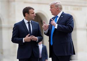 """ماكرون يلتقي """"صديقه"""" ترامب وسط خلافات عميقة في وجهات النظر"""