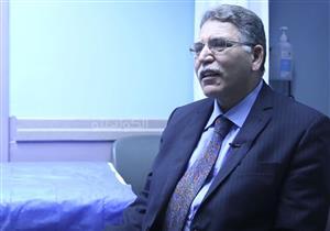 محمود حميدة: نتائج الدواء المذيب للجلطات والتدخل بالقسطرة «مبهرة»