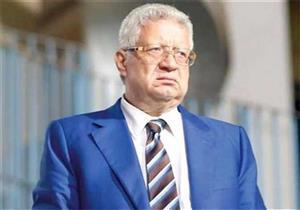 وصول مرتضى منصور لمجلس الدولة.. والأمن يتحفظ على أحد مؤيديه