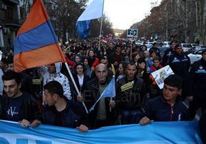 الولايات المتحدة تدعو أطراف الأزمة السياسية في أرمينيا إلى ضبط النفس