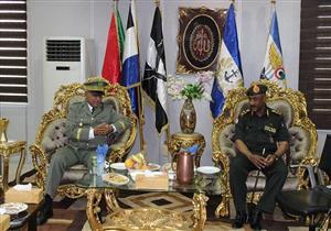 رؤساء أركان السودان وتشاد والنيجر يبحثون سبل تأمين الحدود المشتركة