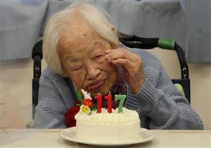 وفاة أكبر معمرة في العالم باليابان عن 117 عاما
