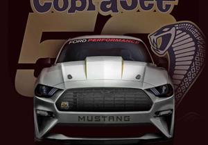 """فورد تحتفل بعيد ميلاد """"Mustang"""" الـ50 بطريقتها الخاصة"""