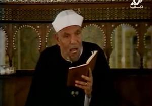 الشيخ الشعراوي يوضح معنى الختم على القلب