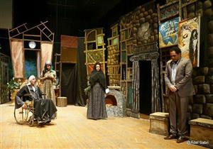"""""""الثامنة مساء """"بمهرجان ليالى المسرح الحر الدولي بالأردن"""