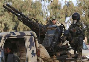 لواء تابع للجيش الليبي يتعرض للهجوم جنوب شرقي البلاد