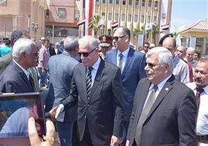 بالصور- محافظ جنوب سيناء: نسعى لتحقية التنمية الشاملة رغم التحديات