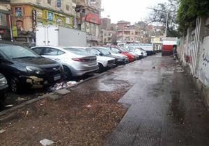 بالصور- الطقس السيء يضرب الدقهلية.. وإعلان الطوارئ