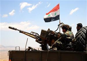 الجيش السوري يستعيد السيطرة على منطقة القلمون الشرقي قرب دمشق