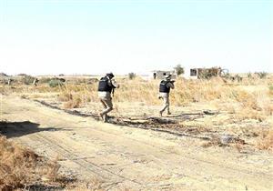 القوات المسلحة : مقتل 30 إرهابيًا وضبط 173 فردًا بشمال ووسط سيناء في أسبوع