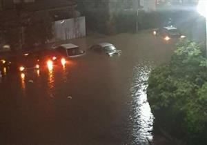 تسلسل زمني| شوارع القاهرة تغرق في 44 ساعة