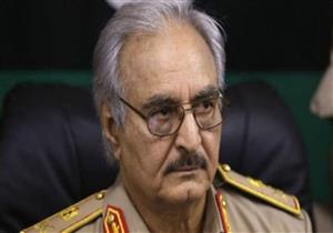 سكاي نيوز: حفتر يصل إلى بنغازي الليبية