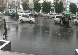 الأمطار تطفي نار المعارك مؤقتًا جنوب العاصمة السورية