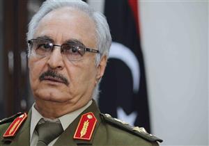 حفتر: أثق في الشعب الليبي.. وجيشنا التاسع إفريقيًا