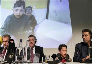 """الحرب في سوريا: روسيا تقدم """"شهودا"""" على أن الهجوم الكيمياوي المزعوم في دوما """"مسرحية"""""""