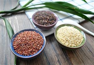 6 فوائد صحية لحبوب «الكينوا».. بينها فقدان الوزن الزائد