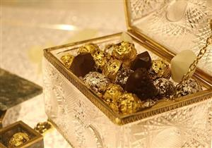 شيكولاتة الذهب عيار 24 قيراط لأول مرة في دبي.. والسعر هو