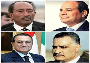 """من """"عبدالناصر"""" إلى """"السيسي"""" للعمال: """"بتشرف بيكم وبوجودي معاكم"""""""