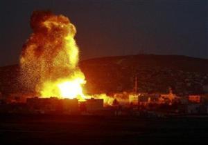 المرصد السوري: استهداف مواقع بالقرب من مطار حلب الدولي في سوريا
